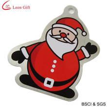 Venta caliente promoción regalo muñeco de nieve Metal Keychain (LM1425)