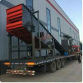 100 t/h Portable Stone Crushing And Screening Plant
