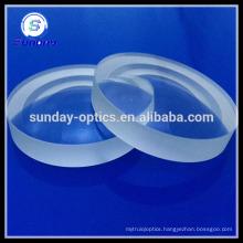 CaF2 Calcium Fluoride Lenses for UV Application