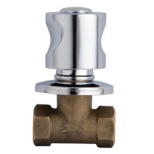 1/2 inch Angle Stop Valve with Swivel Handle