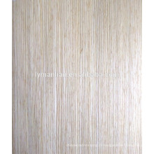 placage de bois de chêne blanc naturel chinois