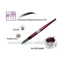 Pro manual Tattoo Permanent Makeup Eyebrow Pen
