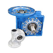 NMRV40 series aluminium worm gearbox for nema34 step motor