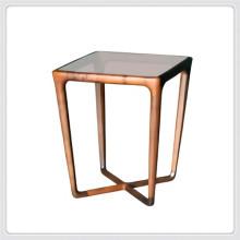 European Style Clear Acrylic Coffee Table