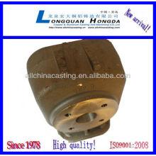 China professional aluminum die casting machine parts