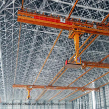 Prefabricated Roofing with Space Frame Structure