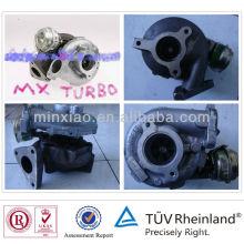 Turbo GT2056V 751243-5002 14411-EB300 для двигателя Nissan