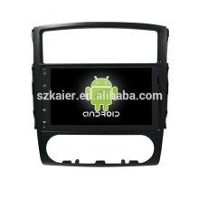 ¡Cuatro nucleos! DVD del coche de Android 6.0 para V93 / V97 con la pantalla capacitiva del tacto de 9 pulgadas / GPS / el vínculo del espejo / DVR / TPMS / OBD2 / WIFI / 4G