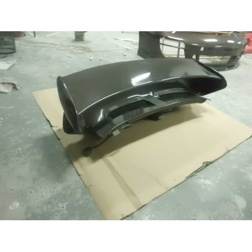 Porsche Modified Tail Cover Heckharzfaser