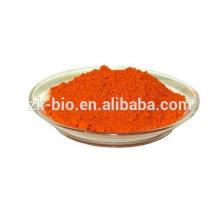 Polvo de betacaroteno natural