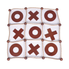 The Game Rope Tic Tac Toe