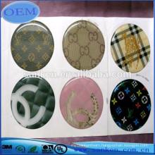 Colorful Custom Epoxy Sticker