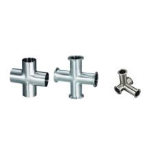 Croix Cross / Cross / Cross soudée de type L sanitaire (IFEC-SE100003)