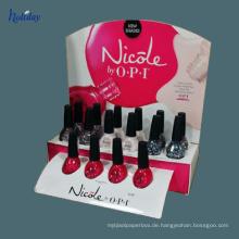 Kosmetische / Make-up Theke Display Racks Karton Lippenstift Zähler Display