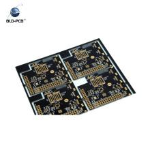 concepção de pcb de placa de controle de automação industrial