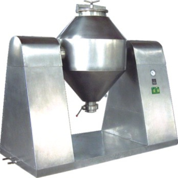 Juice Powder Rotary mixing dryer with vacuum pump