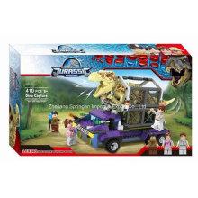 Boutique Baustein Spielzeug für Jurassic Legend Dinosaurier Flucht 02