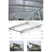 Système de toit de lucarne