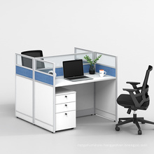 Double Way Workstation for 2 Seater