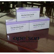 Chirurgische Naht mit Einzelverpackung