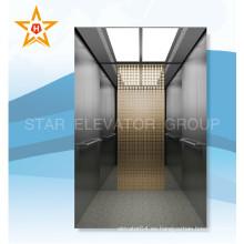 En81 Precio fiable y seguro del elevador residencial con el motor sin engranaje