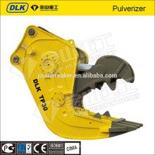 Korean technology Concrete Hydraulic Pulverizer For Excavator