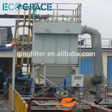 Filtre à air industriel Collecteur de poussière Jet Jet