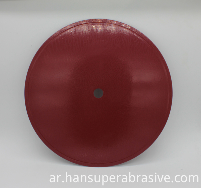 Red Thin Rim Sintered Saw Blade 4