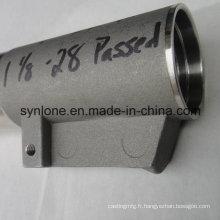 Pièces de moulage de cire perdues par précision en métal adaptées aux besoins du client