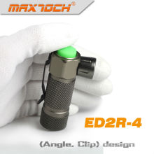 Maxtoch-ED2R-4 CR123 helle vertikale Mini LED Taschenlampe