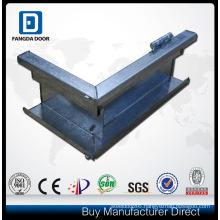 Utility Knock Down Galvanized Steel Door Frames