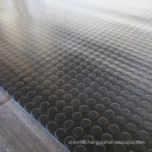 Round Coin Rubber Sheet for Floor