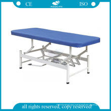 AG-ECC08 Cheap one section rubber sick care medical examing table