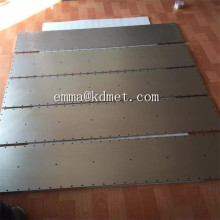 Molybdenum Sheets/Molybdenum Plates/Ground Finish Mo1, Mo2