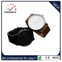 Quartz Japão Movt Quartz Assista Aço Inoxidável De Volta Luxo Mvmt Watch (DC-004)