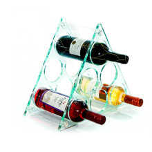 Plexiglas-Displayhalter für Weine