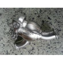 Нержавеющая сталь 304 Y-образный фильтр
