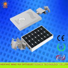 Luz de rua solar integrada 15W do diodo emissor de luz