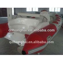 CE 4,7 m PVC tubo infláveis barcos RIB barcos