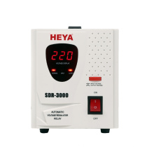 AVS 3000VA Relay Control AC Automatic Voltage Regulator Stabilizers AVR