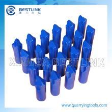 Bits de formão cônicos de 11 graus para perfuração