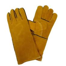 Safety Leather Welding Glove Supplier
