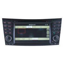 Car Multimedia Player DVD Player for Benz Radio GPS Navigation Hualingan