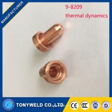 Tocha de corte 9-8209 bocal de plasma da dinâmica térmica