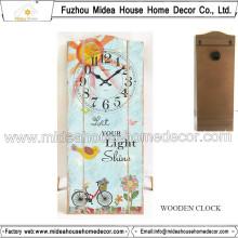 Relógio antigo feito sob encomenda da fábrica de China para o presente da promoção