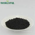 engrais bio organique noir humique d'acide worldful, engrais organique de cristal d'acide humique, régulateur organique de plante