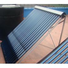 Sistema de calentador de agua solar para el hogar