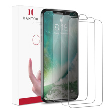 Vetro temperato HD KANTOU 2.5D per iPhone X.