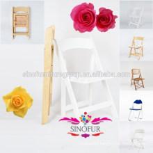 event rental high quality folding salon chair