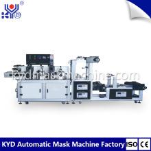 Máquina para fabricar cuerpo de máscara de ojos para dormir no tejido KYD